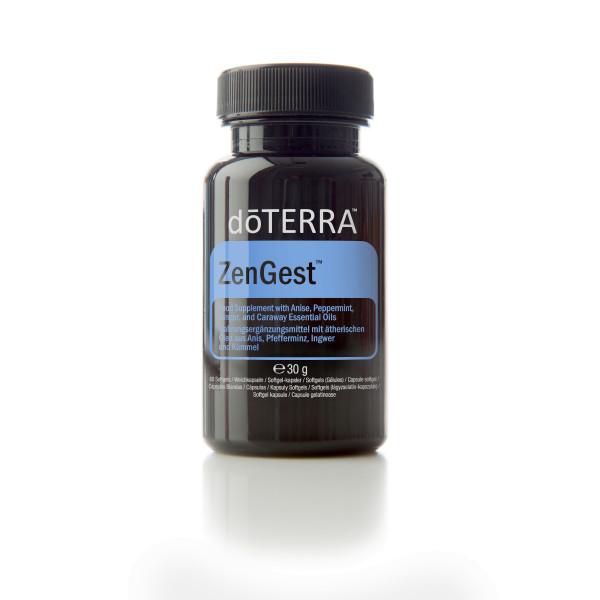 doTERRA ZenGest® Softgels (Verdauungs-Kapseln) 60 Kapseln