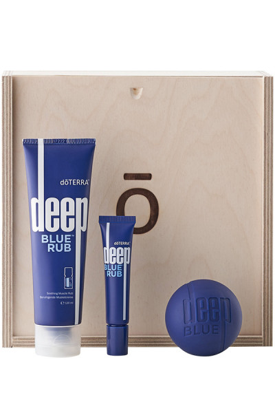 doTERRA Deep Blue™ Geschenkset