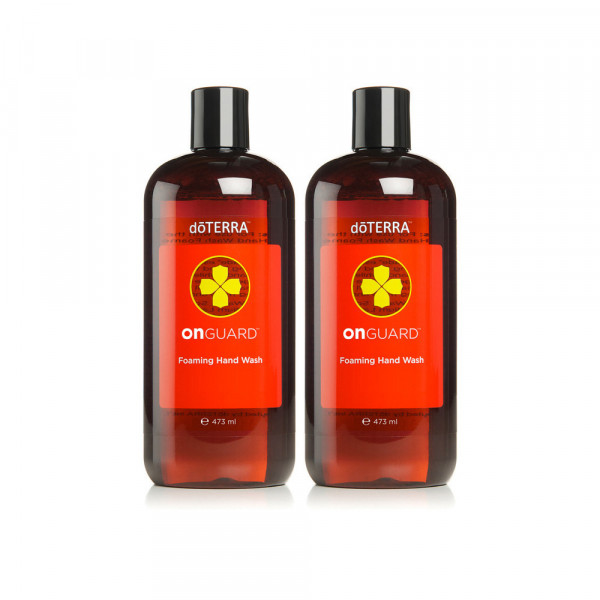 doTERRA OnGuard® Foaming Hand Wash Kit (Handseife Set) - 2x 473ml